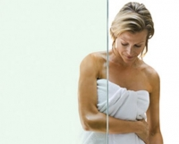 ShowerGuard Clear Shower Glass